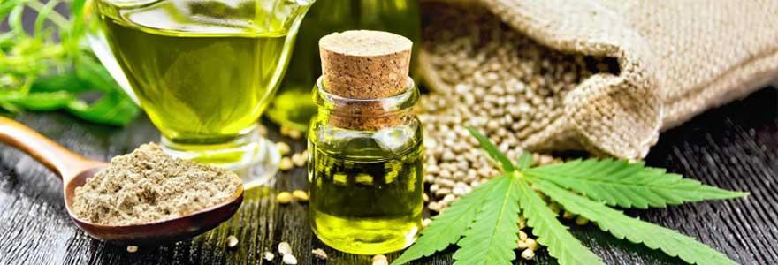L'huile médicinale de cannabis